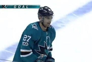 Video: Huima vire sai jatkoa! Joonas Donskoi osui kahdesti NHL:ssä