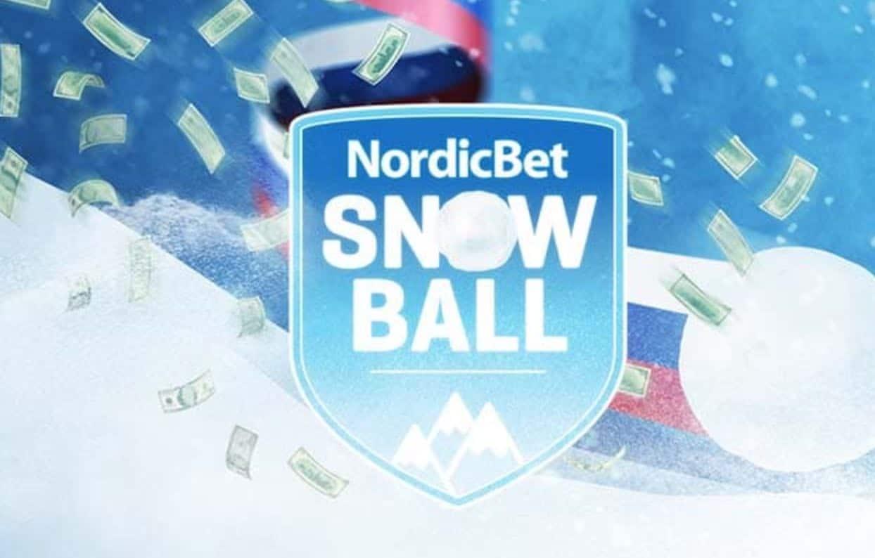 #NordicBetSnowball palaa kovempana kuin koskaan – voita matka jalkapallon MM-kisoihin