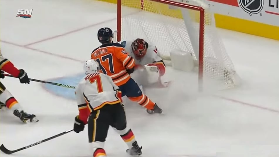 Video: NHL-kauden ensimmäisen puolikkaan TOP-10-suoritukset