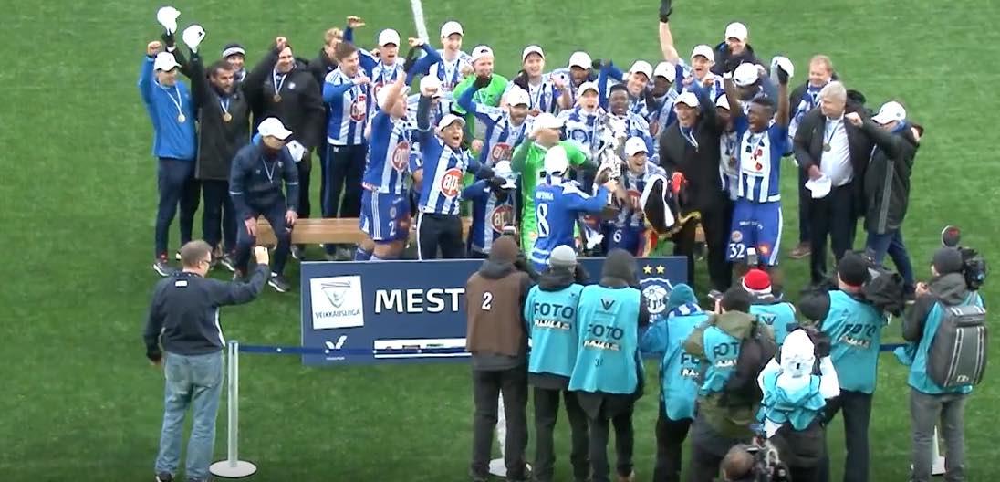 HJK:lla kävi fantastinen arpaonni Mestarien liigan karsinnoissa