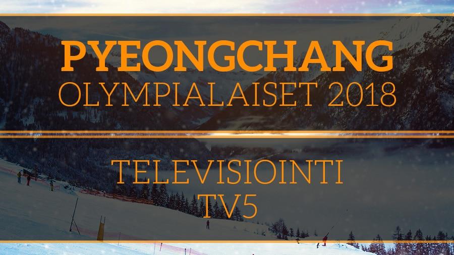 Olympialaisten Televisiointi