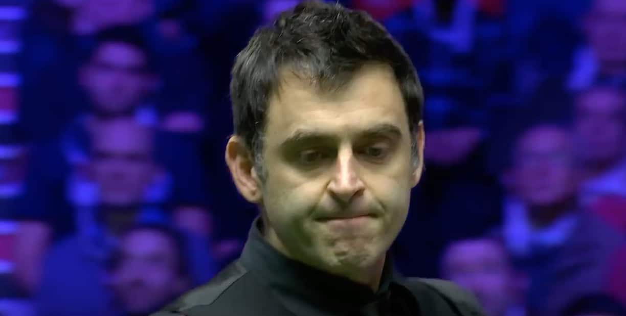 Video: Ronnie O'Sullivan murskasi Marco Fun Mastersissa –