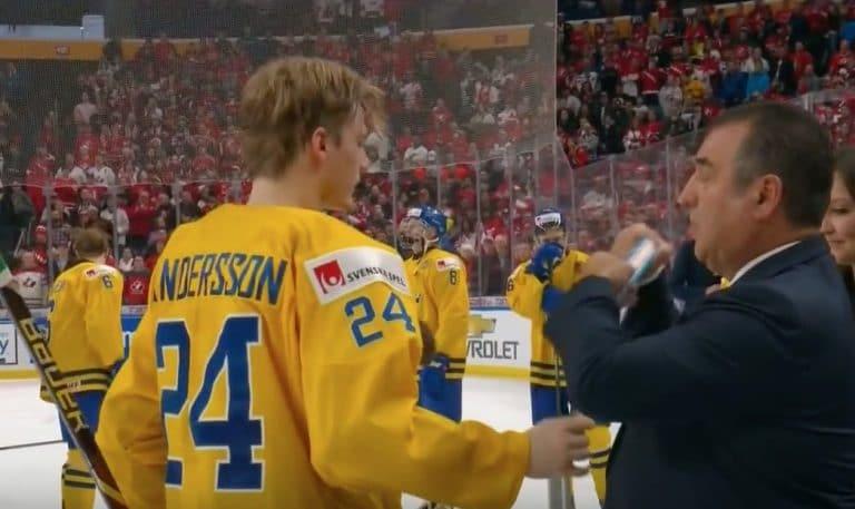 Ruotsin joukkue U20 MM-kisoissa – suurimmat tähdet puolustuksessa