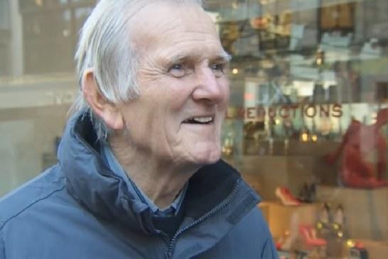 Klassikkovideo: Haastattelija kysyy satunnaiselta ohikulkijalta Liverpoolin vuoden 1967 ottelusta – vastaus on melko uskomaton