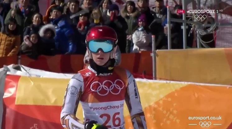 Alppihiihdossa olympiakultaa voittanut Ester Ledecka teki historiaa – nappasi voiton myös lumilautailusta