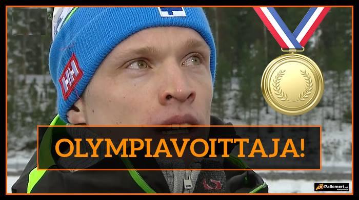 Sensaatiomainen hiihto – Iivo Niskanen on olympiavoittaja!