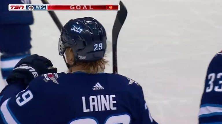 Helsingin NHL-ottelun kentälliset selvillä – Laine aloittaa Jetsin 3. ketjussa
