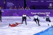 Video: Pyeongchangin olympialaisten hupaisimmat hetket TOP-5