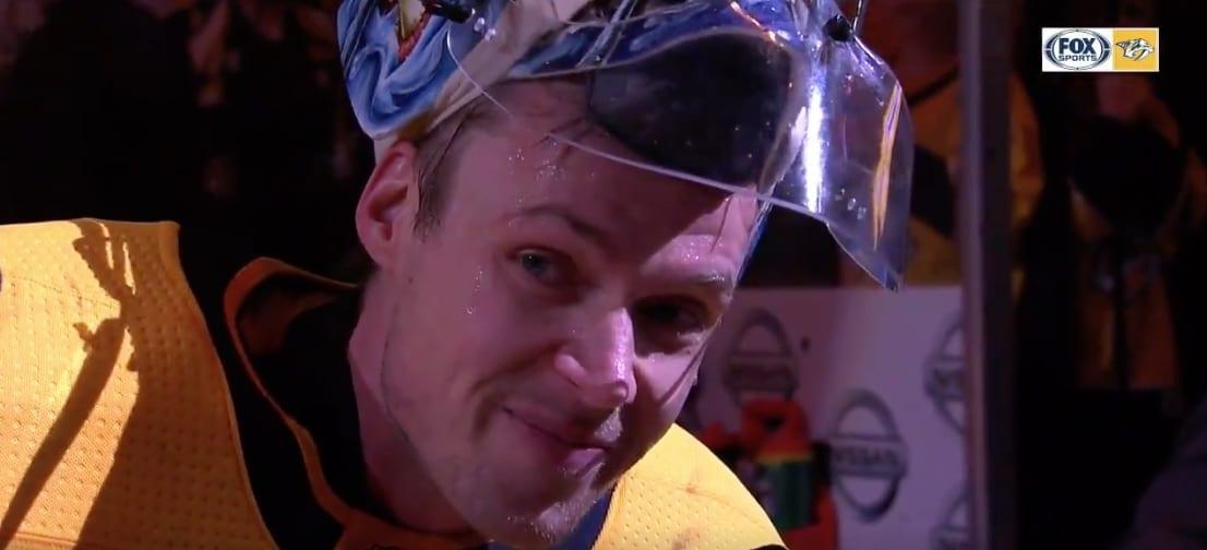 Pekka Rinne jatkoi upeaa alkukautta – teki myös suomalaista NHL-historiaa