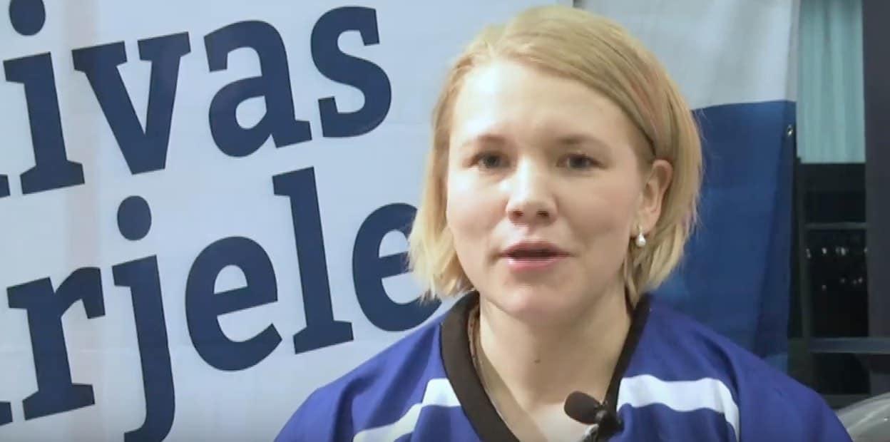 Emma Terho sai huikean kunnianosoituksen – valittiin urheilijoiden toimesta KOK:n urheilijajäseneksi