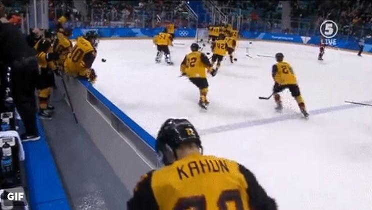 Video: Saksa teki sen! - Kanada kaatui olympiavälierässä