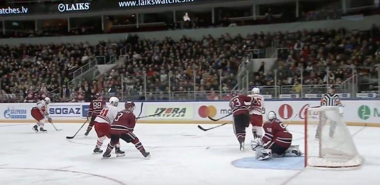 Jälleen paukahti! Toinenkin Mestis-joukkue kaatoi KHL-seura Dinamo Riikan harjoitusottelussa