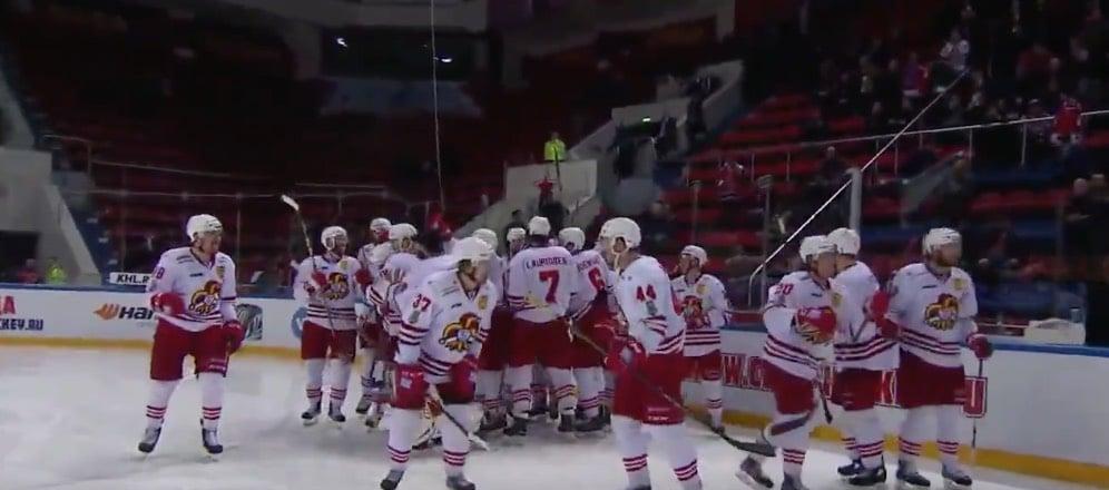 Kristian Vesalainen Dinamo Minsk Jokerit KHL TsSKA Moskova / Pallomeri.net