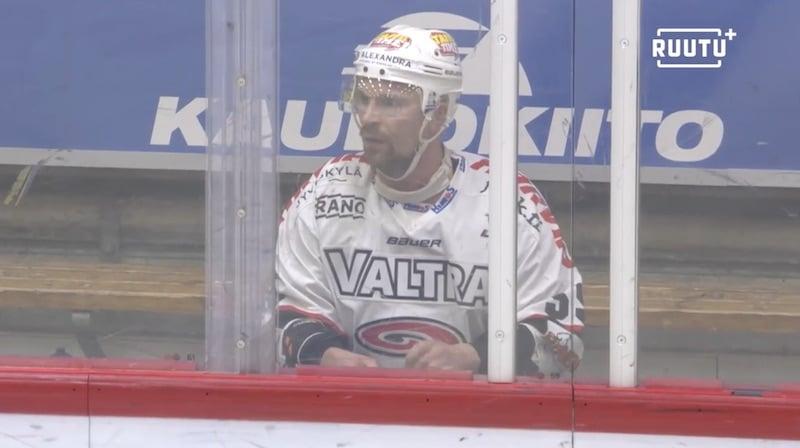 Janne Kolehmainen JYP Liiga / Pallomeri.net