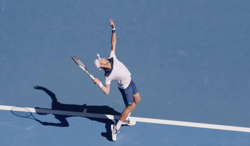 Miami Open: Novak Djokovic - Federico Delbonis | Tässä live stream!