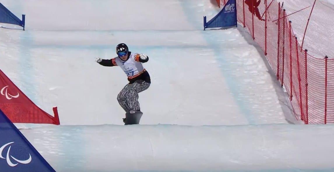 Mahtavaa! Matti Suur-Hamari nappasi paralympiakultaa Pyeongchangissa