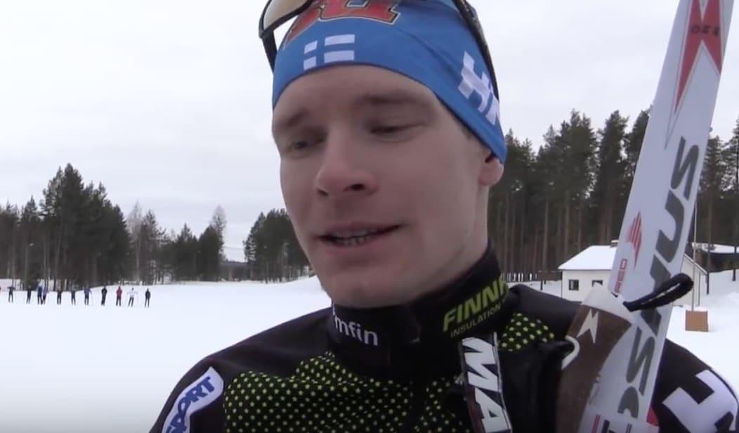 Ilkka Tuomisto voitti pronssia paralympialaisista!