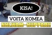 WhatsApp-kisa: Tilaa ja osallistu kisaan – palkintona upea NHLWAM-huppari