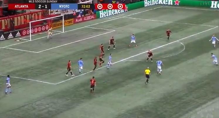 Video: Alexander Ring tykitti hirmupommin maaliin MLS:ssä