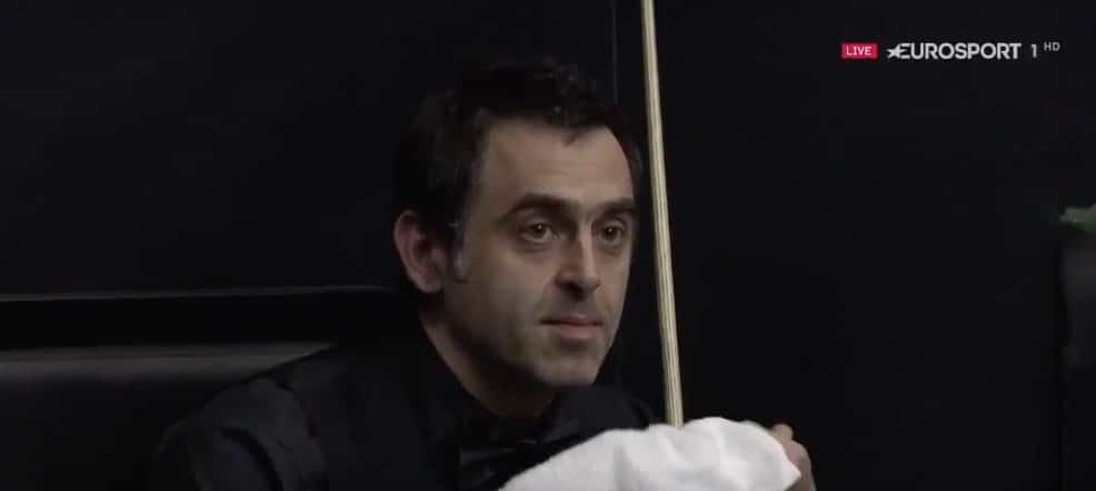 Video: Ronnie O'Sullivan teki maagisen maksimibreikin China Openissa
