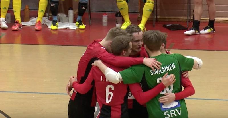 Futsal-liigan KaDy / Pallomeri.net
