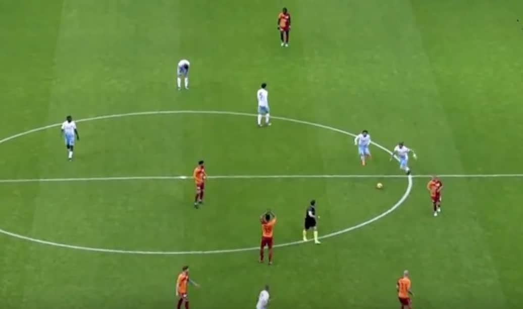 Video: Juraj Kucka laukoi häikäisevän vaparimaalin puolesta kentästä Turkin liigassa