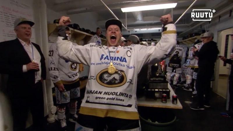 C More naarasi kovan nimen - Lasse Kukkonen vahvistaa kanavan liigatiimiä