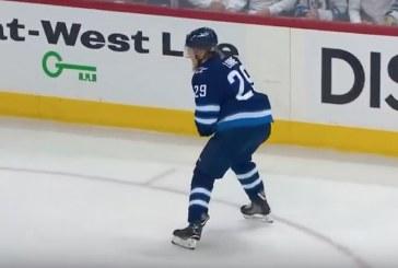 Huimat otteet palkittiin! Patrik Laine valittiin viikon parhaaksi NHL:ssä