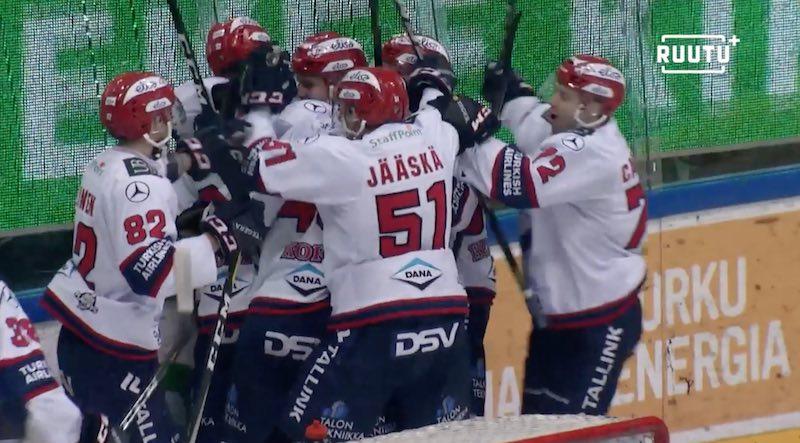 Liigan kilpavarustelu jatkuu – HIFK hankki Jeremy Dehnerin ja Antti Tyrväisen