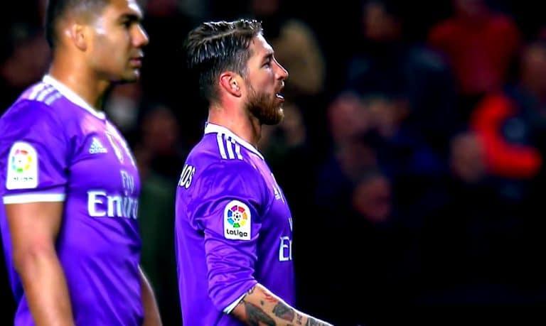 Sergio Ramosin pelleily kävi kalliiksi – Uefa lätkäisi kahden ottelun pelikiellon
