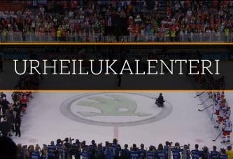 Urheilukalenteri: UCL-välierät ja jääkiekon MM-kisat viikon helminä!