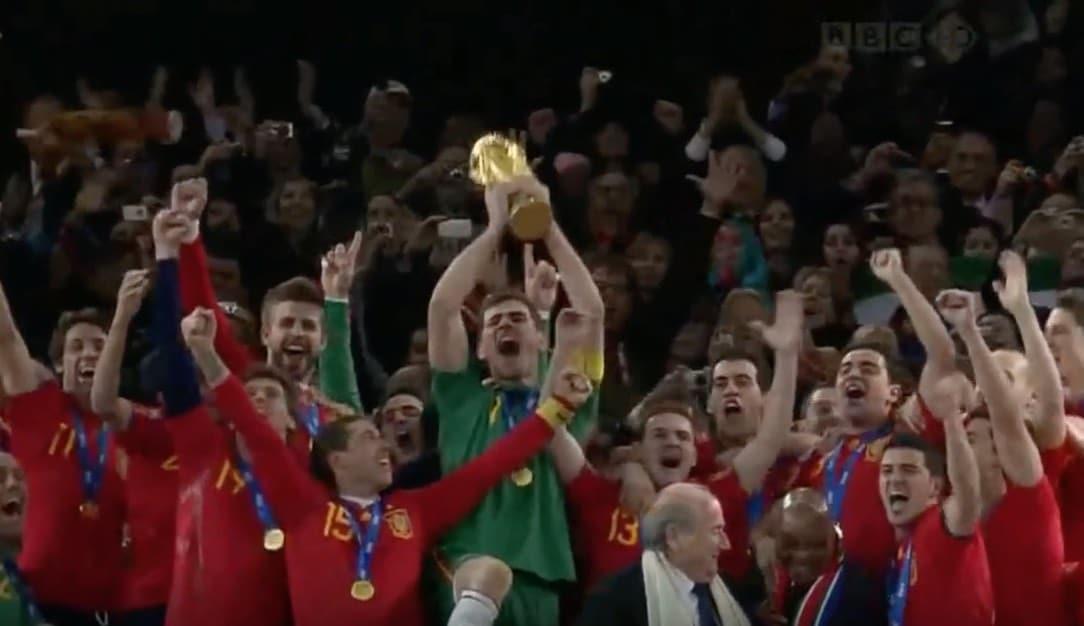 Espanjan joukkue MM-kisat / Pallomeri.net