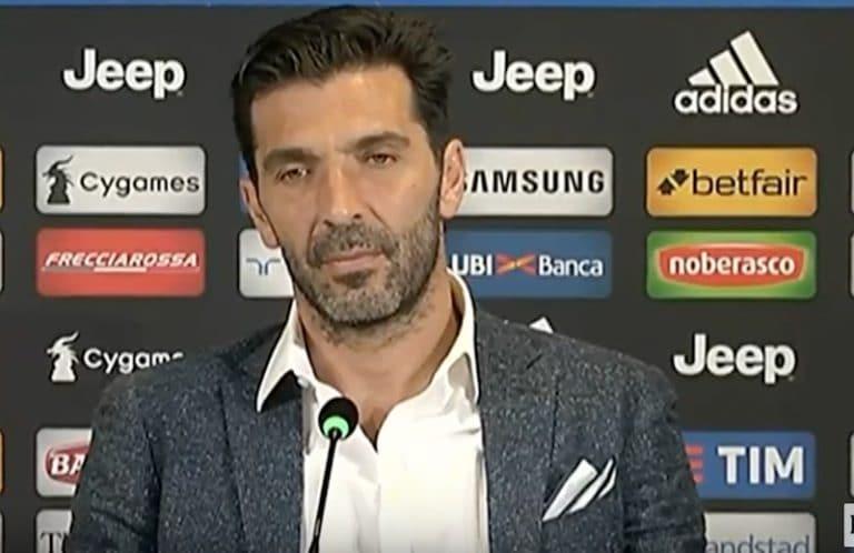 One more year – Gianluigi Buffon teki jatkosopimuksen Juventuksen kanssa