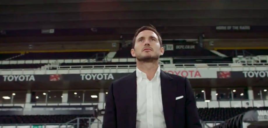 Frank Lampard palkattiin Chelsean päävalmentajaksi