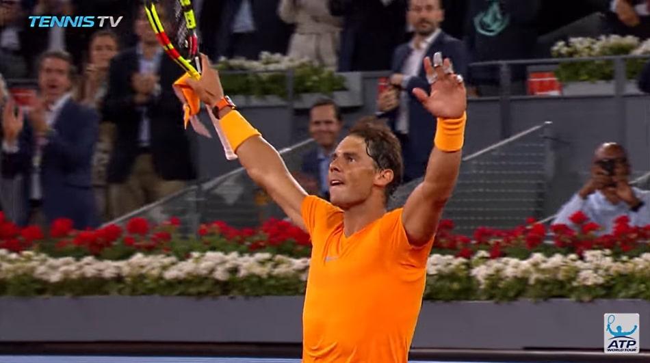 Rafael Nadal Ranskan avoimet - Pallomeri.net