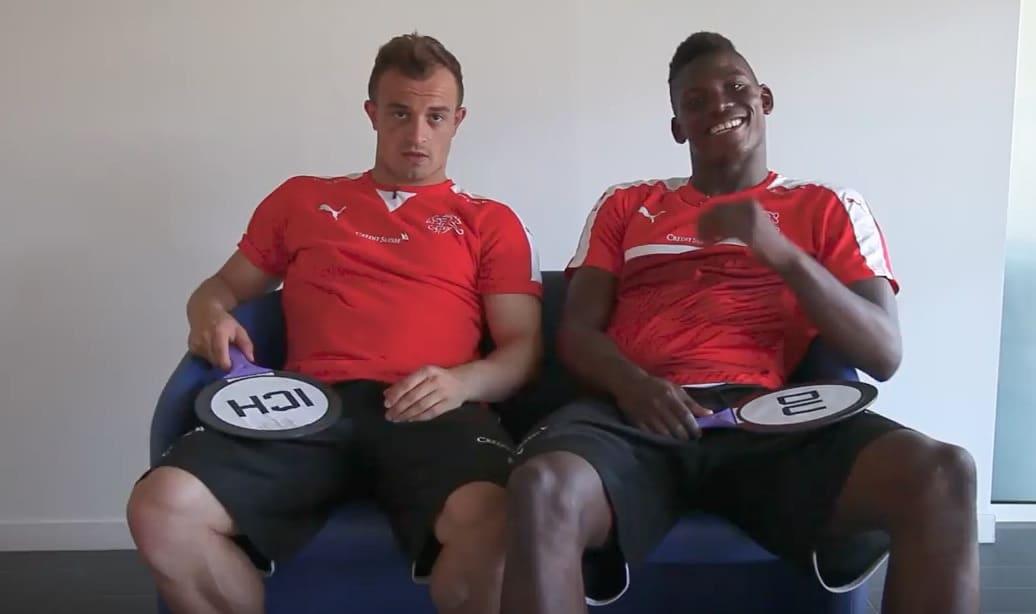 Sveitsin joukkue