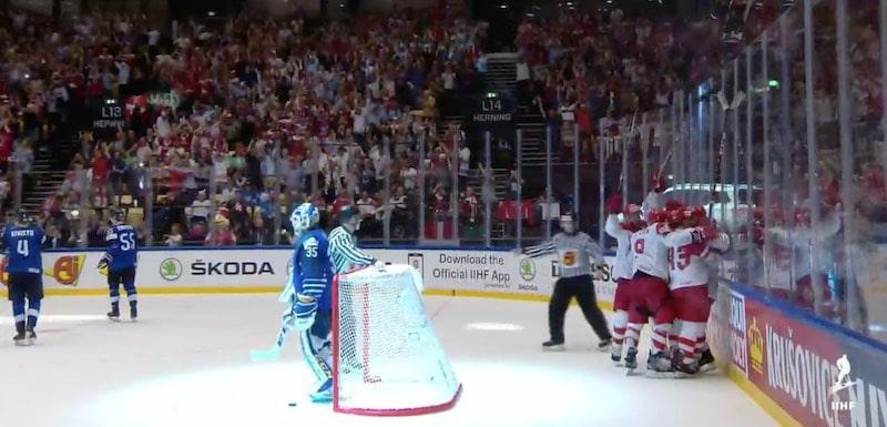 Leijonille iso helpotus – Tanskan NHL-tähti Lars Eller poistui yllättäen MM-kisoista