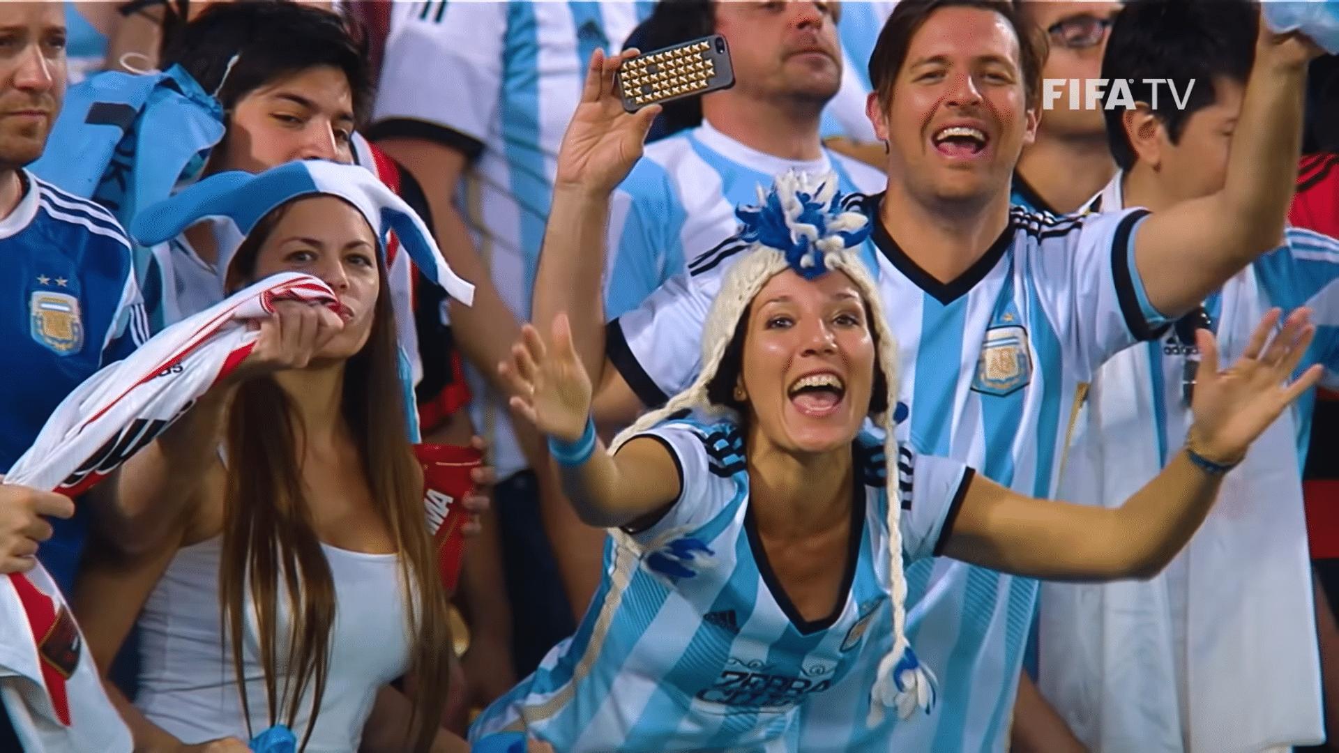 Argentiina neljännesvälierät