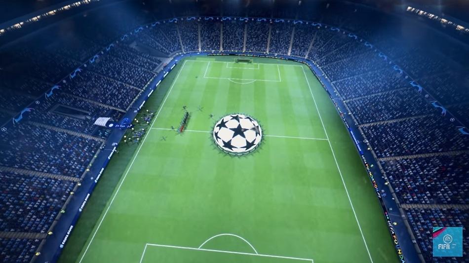 FIFA 19 traileri - pallomeri.net
