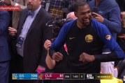 Video: Golden State Warriors jyräsi NBA-mestariksi näytöstyyliin