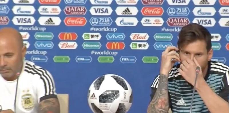 Jorge Sampaoli sai potkut Argentiinan maajoukkueesta – saa miljoonakorvaukset