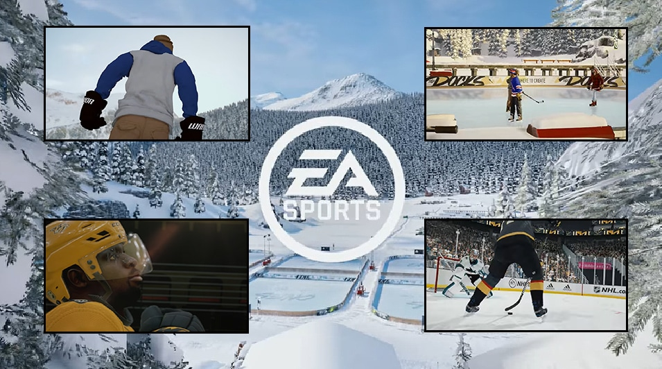 NHL 19 traileri PS4 XBOX One - pallomeri.net