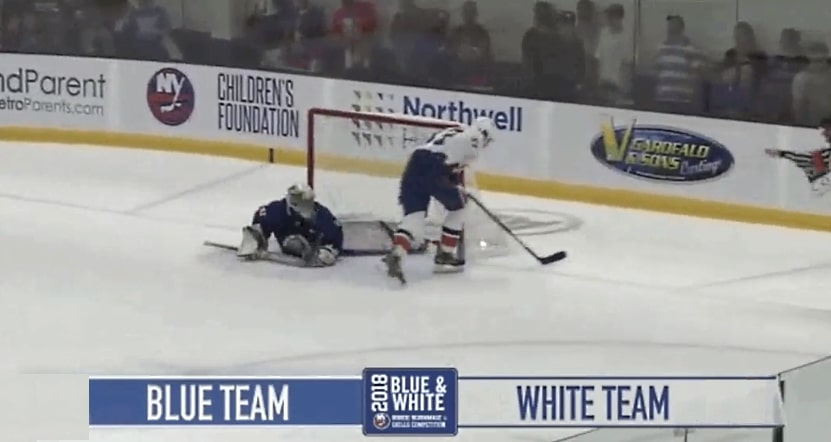 Otto Koivula New York Islanders- Pallomeri.net