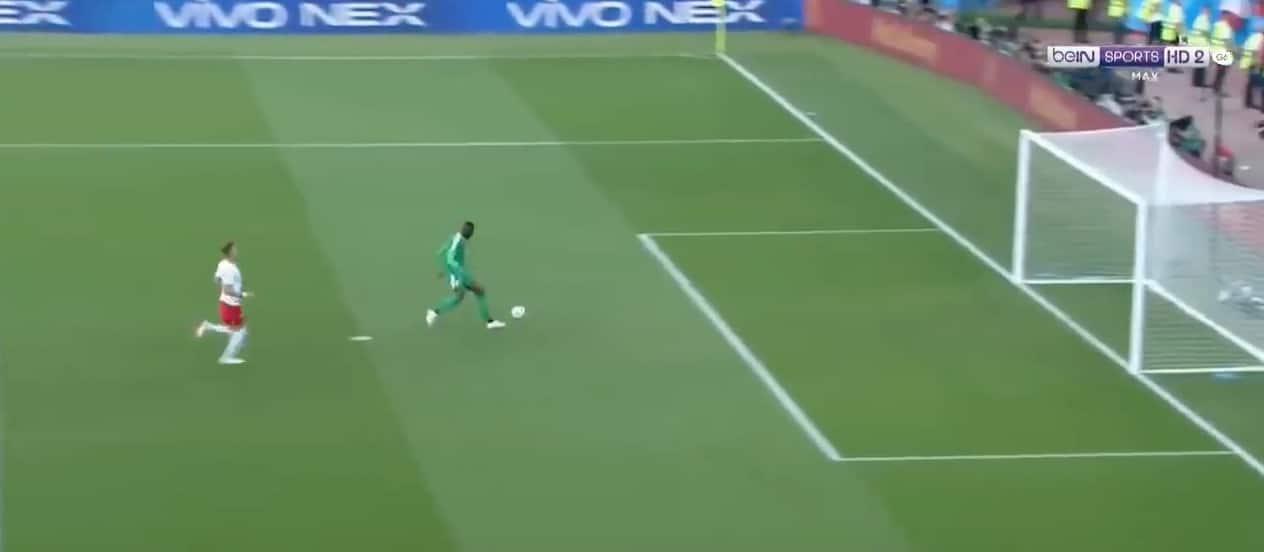 Senegalin maali MM-kisat / Pallomeri.net