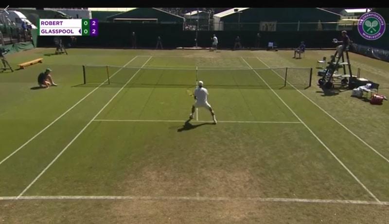 Wimbledonin karsinnat ohituslyönti - pallomeri.net