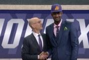 NBA:n varaustilaisuus 2018 – Deandre Ayton on tämän kesän ykkösvaraus