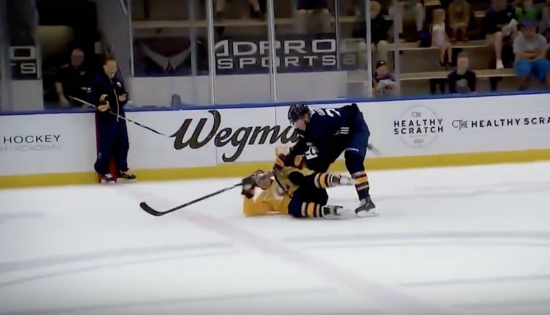 Rasmus Dahlin Buffalo NHL / Pallomeri.net