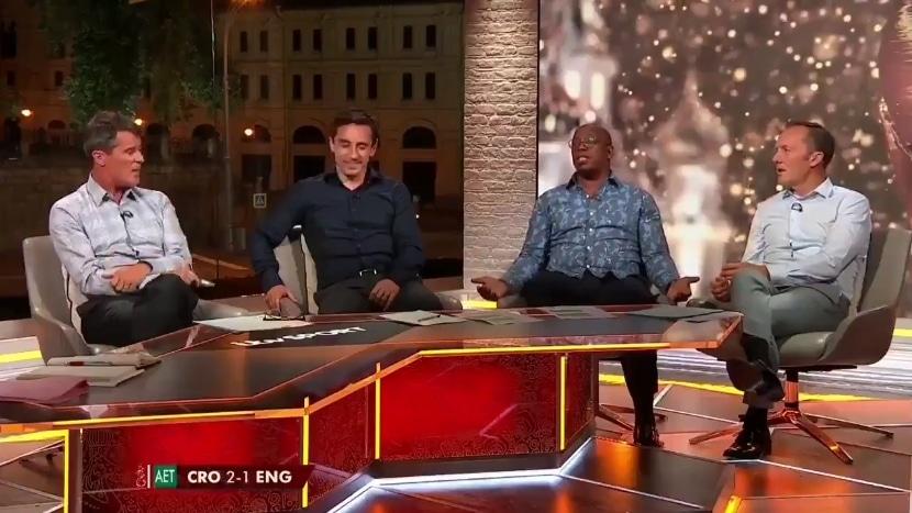 Video: Tunteet kuumenivat legendojen välillä englantilaisessa tv-studiossa