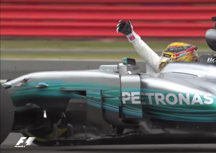 F1 Britannian GP ajetaan ensi viikonloppuna.