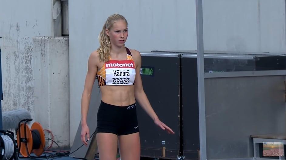Jessica Kähärä - Pallomeri.net
